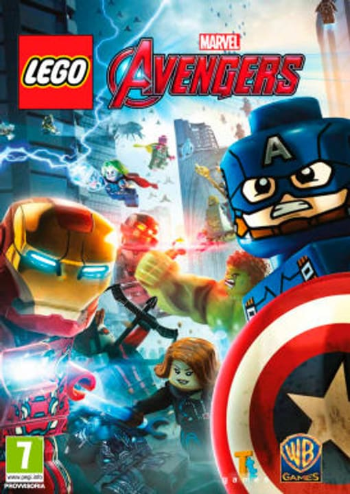 PC - LEGO Marvels Avengers Season Pass Digitale (ESD) 785300133330 N. figura 1
