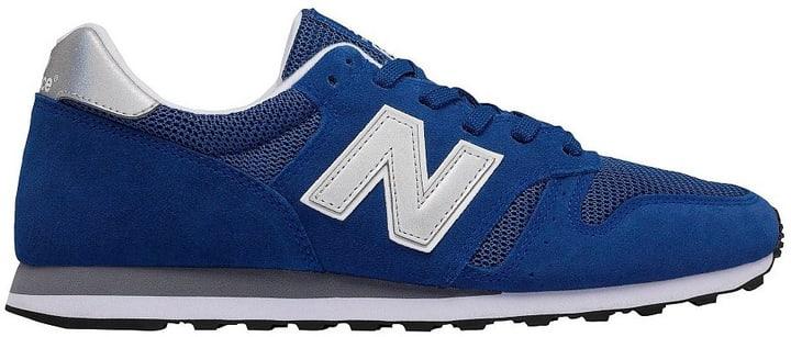ML373 Chaussures de loisirs pour homme New Balance 462035845522 Couleur bleu foncé Taille 45.5 Photo no. 1