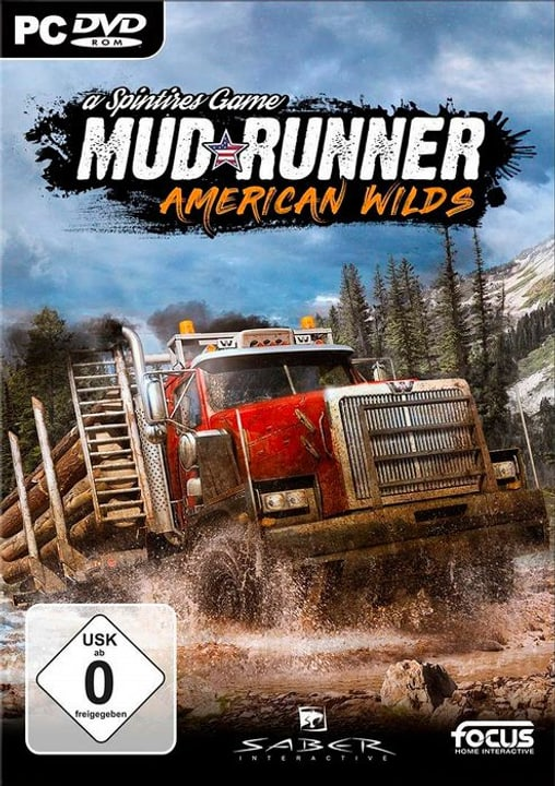PC - Spintires : MudRunner American Wilds Edition F Box 785300139892 Bild Nr. 1