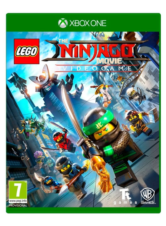 Xbox One - LEGO Ninjago Movie Videogame Box 785300128825 Bild Nr. 1