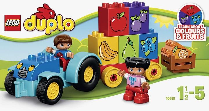 LEGO DUPLO Mein erster Traktor 10615 747859200000 Bild Nr. 1