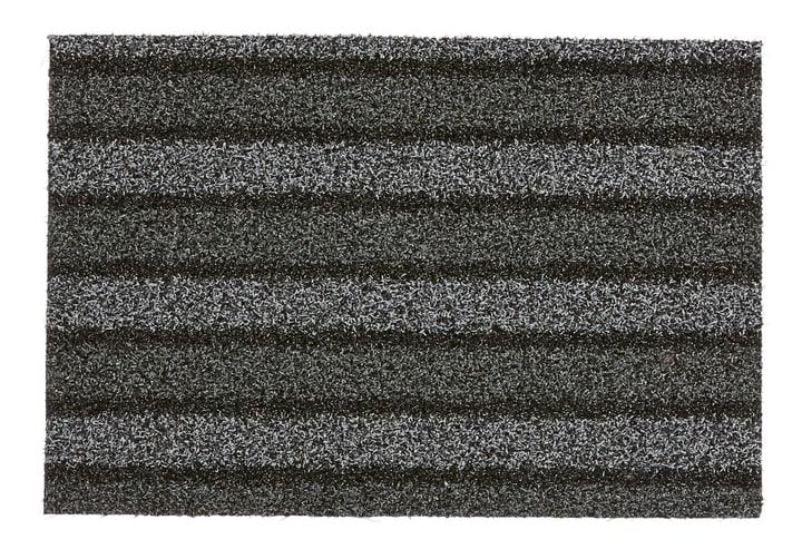 HARRY paillasson 412815404080 Couleur gris Dimensions L: 40.0 cm x P: 60.0 cm x H:  Photo no. 1