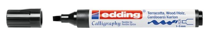 edding Kalligraphie 1455 5,0 Edding 665571600010 Farbe Schwarz Bild Nr. 1