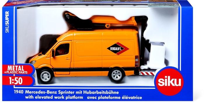 Mercedes-Benz Sprinter con elevatore 746200800000 N. figura 1