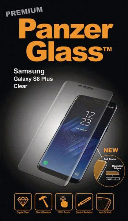 Premium Clear Samsung Galaxy S8 Plus Smartphone Zubehör Panzerglass 785300134532 Photo no. 1