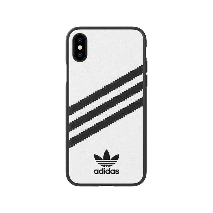 Moulded Case PU bianco/nero Custodia Adidas Originals 785300139837 N. figura 1