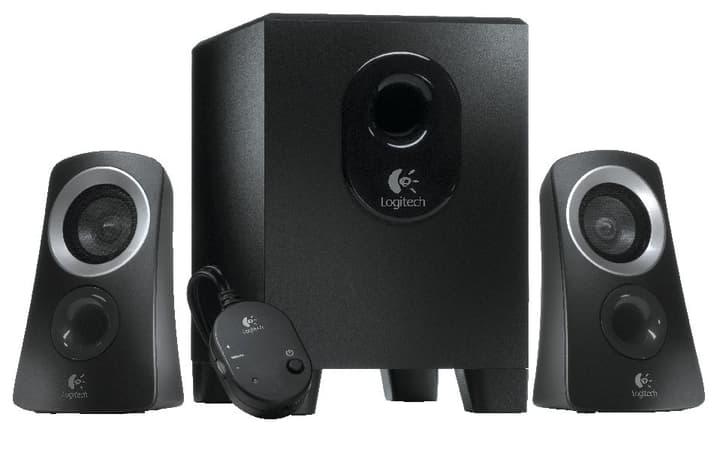 Lautsprechersystem 2.1 Z313 Logitech 797631300000 Bild Nr. 1