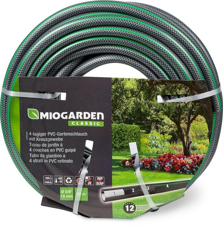 Gartenschlauch 5/8''x 25m Miogarden Classic 630546400000 Bild Nr. 1