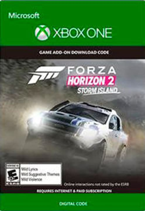 Xbox One -Forza Horizon 2: Storm Island 785300135772 Photo no. 1