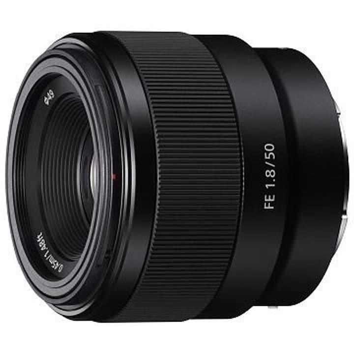 FE 50mm F/1.8 (SEL-50F18F) objectif (CH-Ware) Objectif Sony 793424500000 Photo no. 1