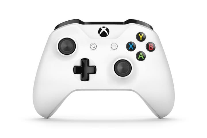 Xbox One Wireless Controller white Manette Microsoft 798061800000 Photo no. 1