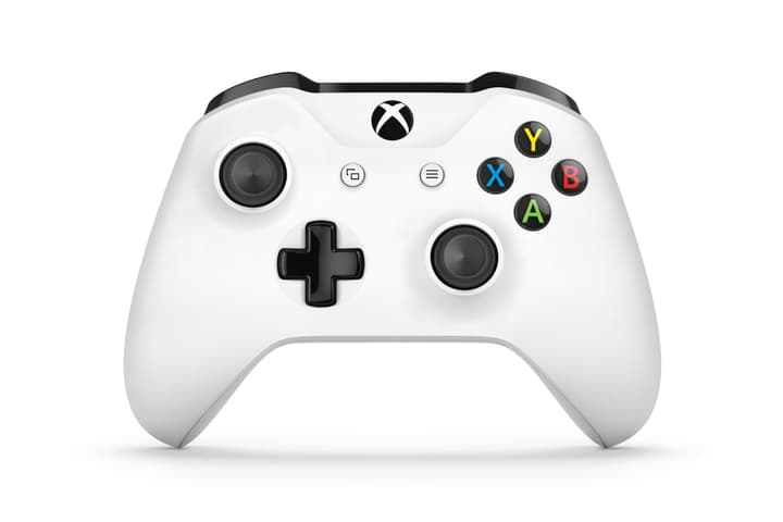 Xbox One Wireless Controller white Microsoft 798061800000 Photo no. 1
