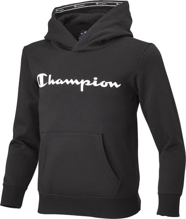 Hooded Sweatshirt Knaben-Kapuzenpullover Champion 466951114020 Farbe schwarz Grösse 140 Bild-Nr. 1