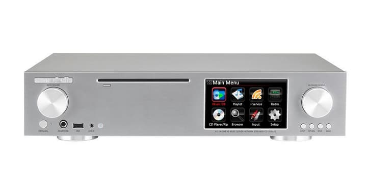 X30 All-In-One - Argento Cocktail Audio 785300127631 N. figura 1