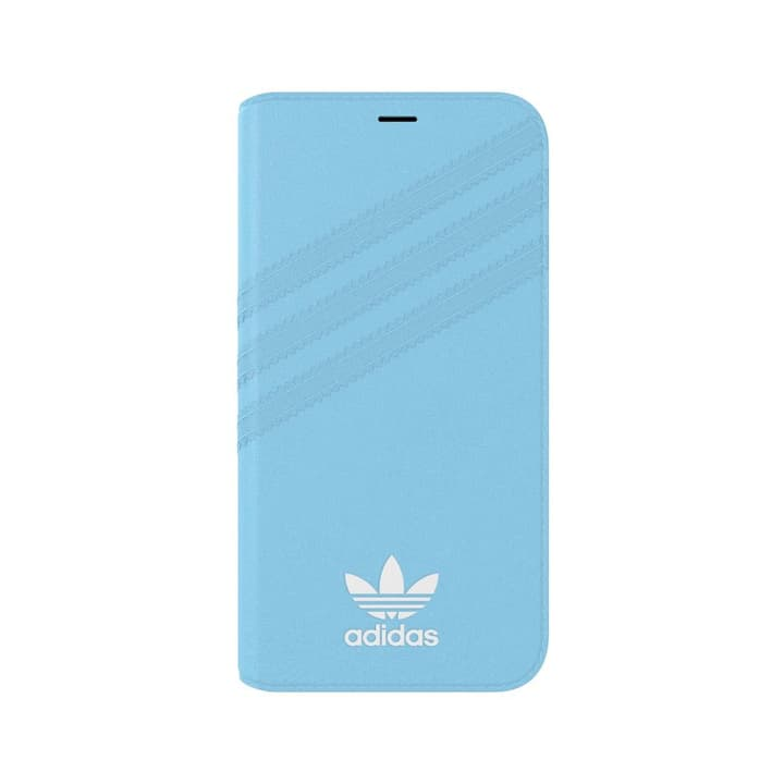 Booklet Case blu Custodia Adidas Originals 785300139818 N. figura 1