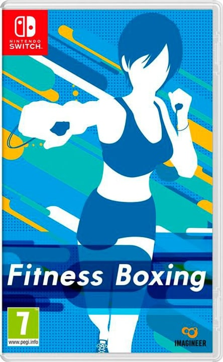 NSW - Fitness Boxing F Box 785300139589 Photo no. 1