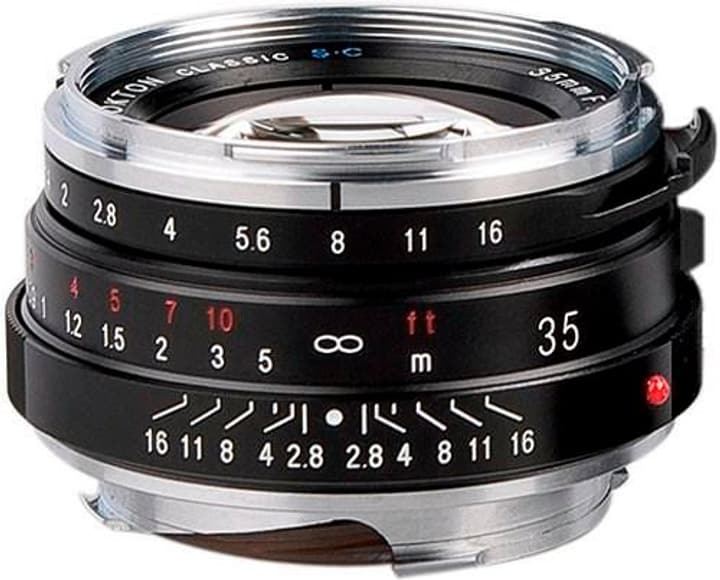 Nokton 35mm / 1.4 M.C. objectif Objectif Voigtländer 785300126996 Photo no. 1