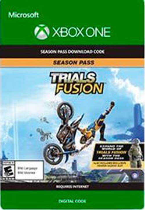 Xbox One - Trials Fusion - Season Pass 785300135695 Photo no. 1