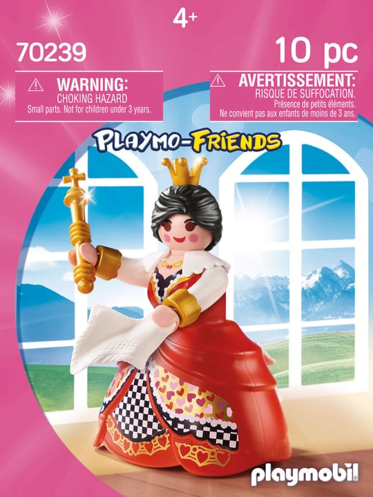 Reine des coeurs 70239 Playmobil 748026400000 Photo no. 1