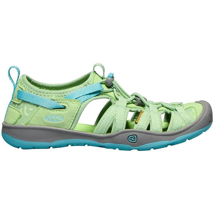 Moxie Sandal Sandales pour enfant Keen 460678233060 Couleur vert Taille 33 Photo no. 1