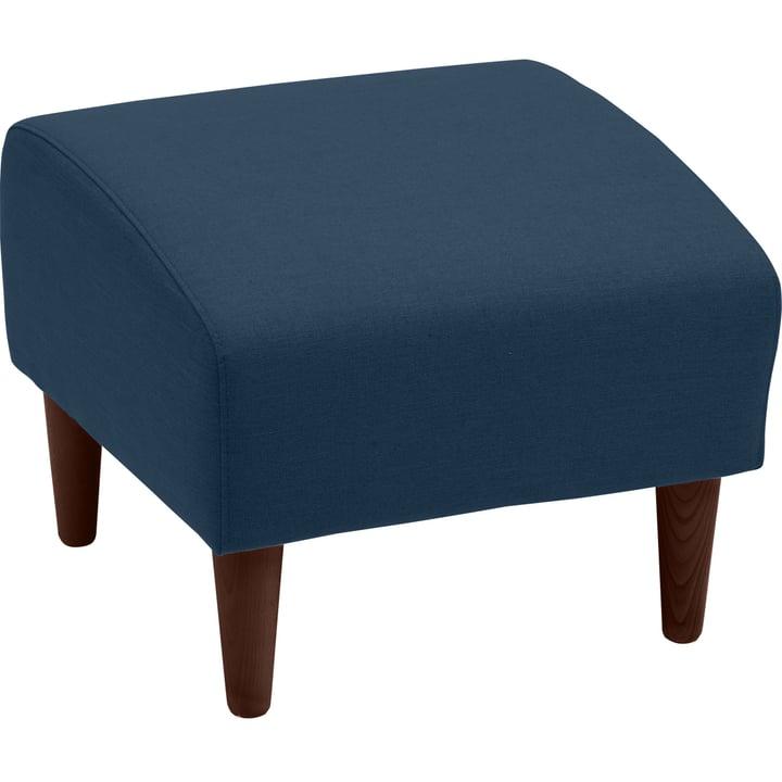 BRAHMS Pouf 402462908040 Couleur Bleu Photo no. 1