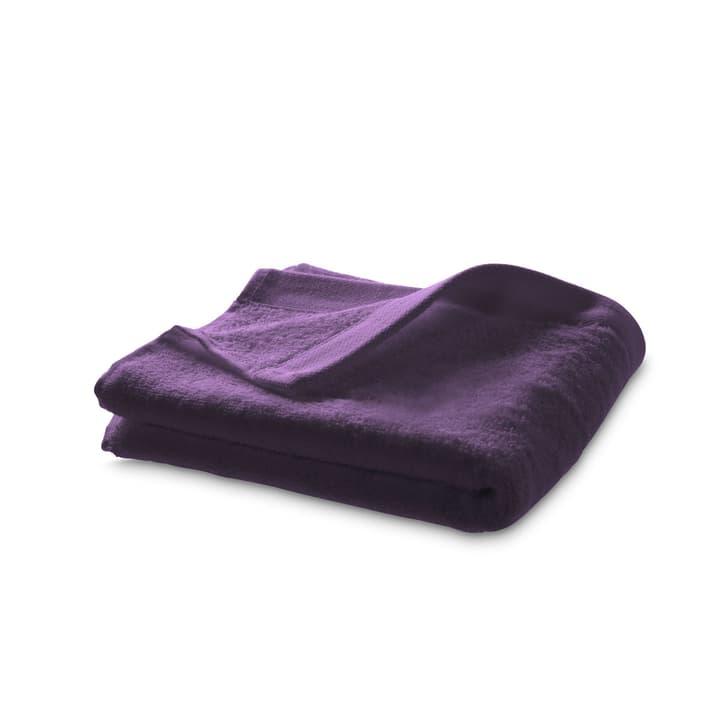 ROYAL serviette d'hôte 374042000000 Dimensions L: 40.0 cm x P: 65.0 cm Couleur Pourpre Photo no. 1