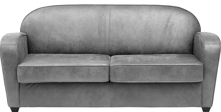 GROTH Canapé-lit 402926700180 Dimensions L: 170.0 cm x P: 93.0 cm x H: 89.0 cm Couleur Gris Photo no. 1