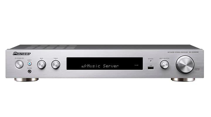 SX-S30DAB-S - Argento Amplificatore Pioneer 785300122765 N. figura 1