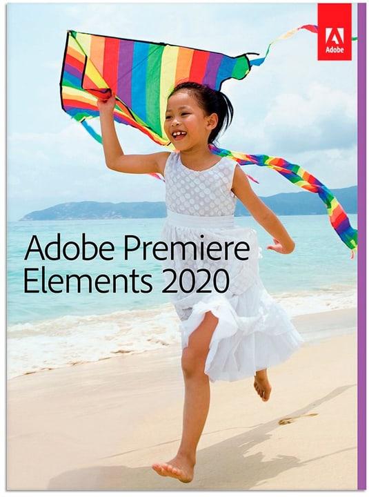 Premiere Elements 2020 Upgrade [PC/Mac] (D) Physique (Box) Adobe 785300147099 Photo no. 1