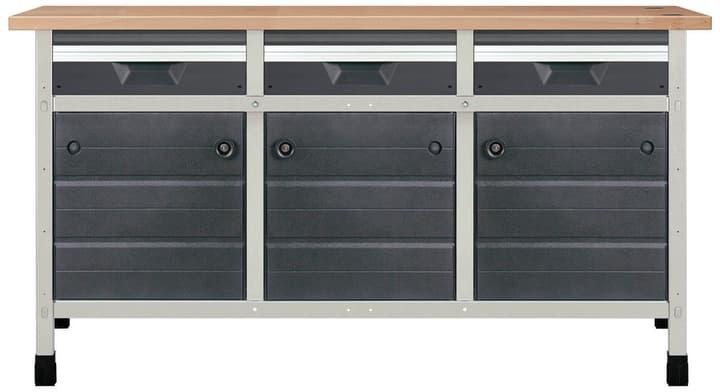 Werkbank No. 6 1610 x 650 x 860 mm 8080 Wolfcraft 601458500000 Bild Nr. 1