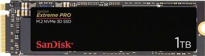 Extreme PRO M.2 PCIe NVMe 3D SSD 1TB SSD Intern SanDisk 785300136622 Bild Nr. 1