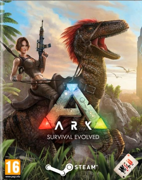 PC - ARK: Survival Evolved Box 785300122701 N. figura 1