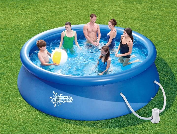 Fast Set Pool, 366 x 91 cm Summer Waves 647122300000 Bild Nr. 1