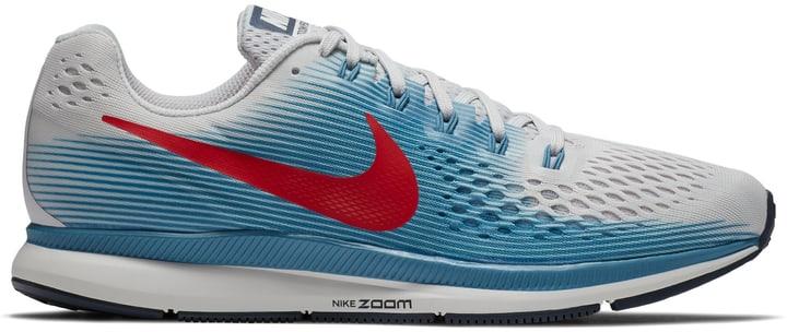 Zoom Pegasus 34 Chaussures de course pour homme Nike 463212344580 Couleur gris Taille 44.5 Photo no. 1