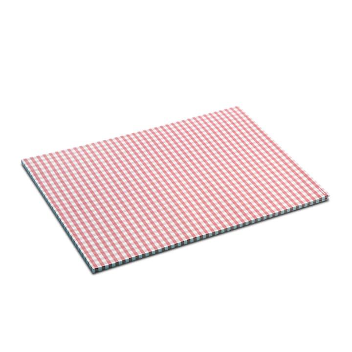 VICHY Papiertischset 378052900000 Farbe Rot Grösse B: 42.0 cm x T: 30.0 cm Bild Nr. 1