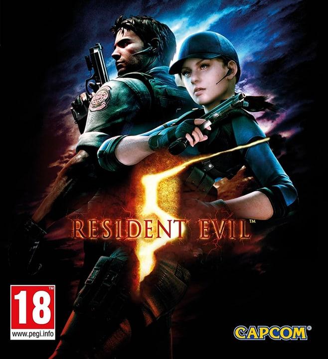 PC - Resident Evil 5 - Untold Stories Digital (ESD) 785300133613 Bild Nr. 1