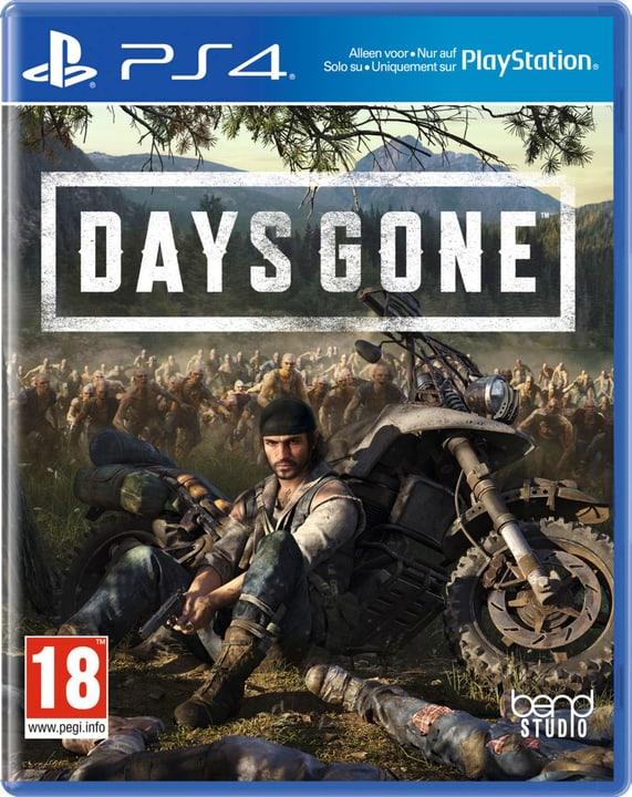 PS4 - Days Gone Box 785300142377 N. figura 1