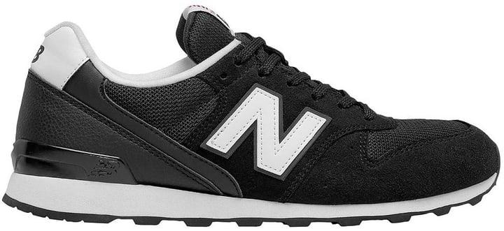 WR996 Chaussures de loisirs pour femme New Balance 463334237520 Couleur noir Taille 37.5 Photo no. 1