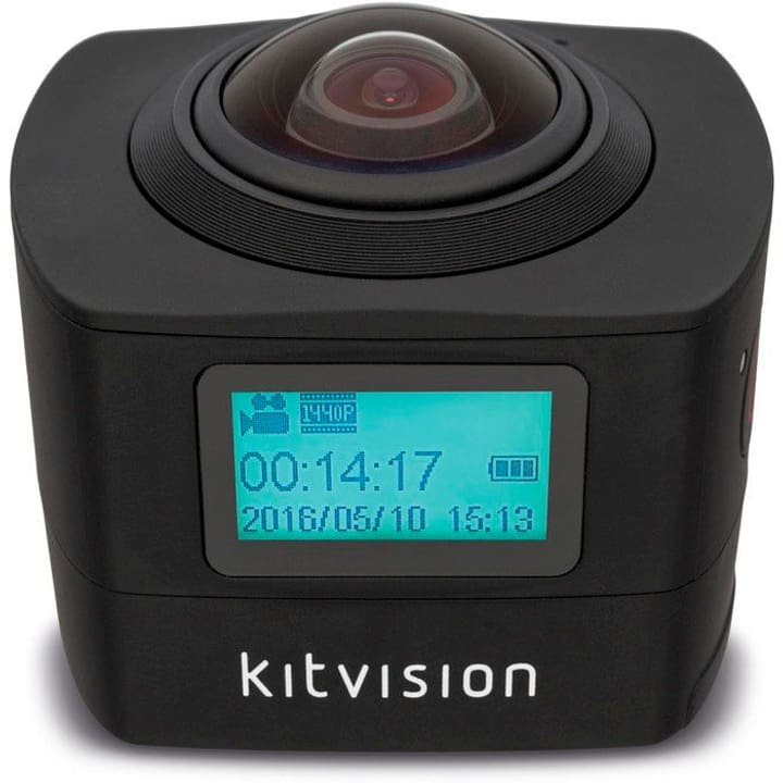 Immerse 360 Action Camera Actioncam Kitvision 785300128844 N. figura 1