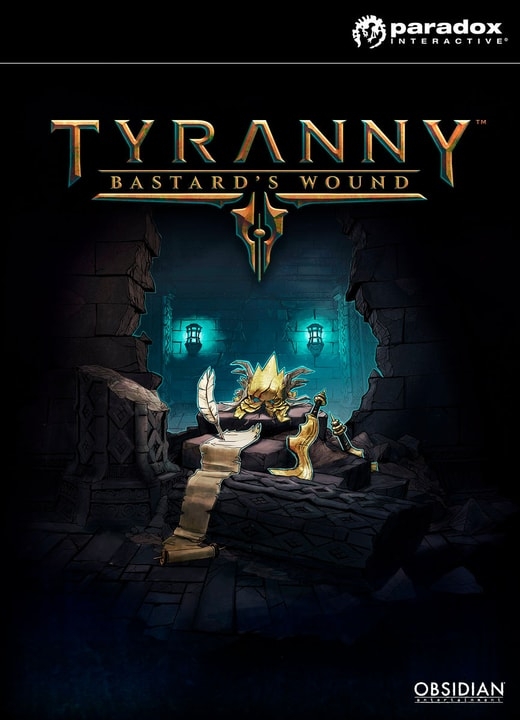 PC/Mac - Tyranny - Bastard's Wound Numérique (ESD) 785300134198 Photo no. 1