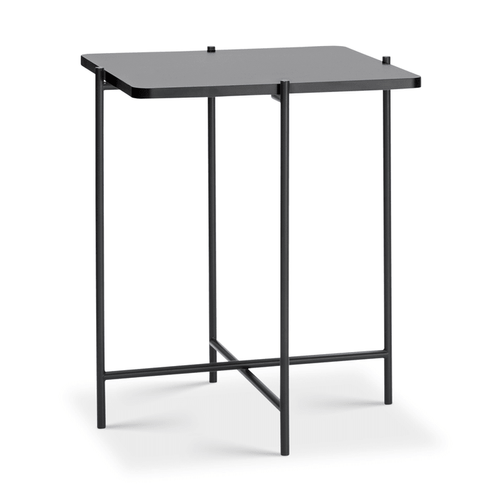 ELLY Table basse 362255100000 Couleur Noir Dimensions L: 40.0 cm x P: 40.0 cm x H: 48.0 cm Photo no. 1