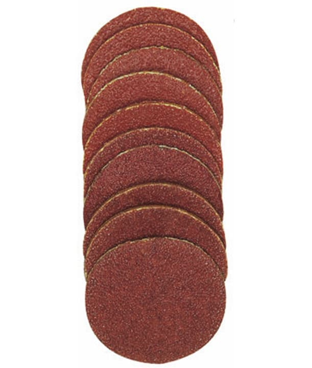 Dischi abrasivi corindone Wolfcraft 616876600000 N. figura 1