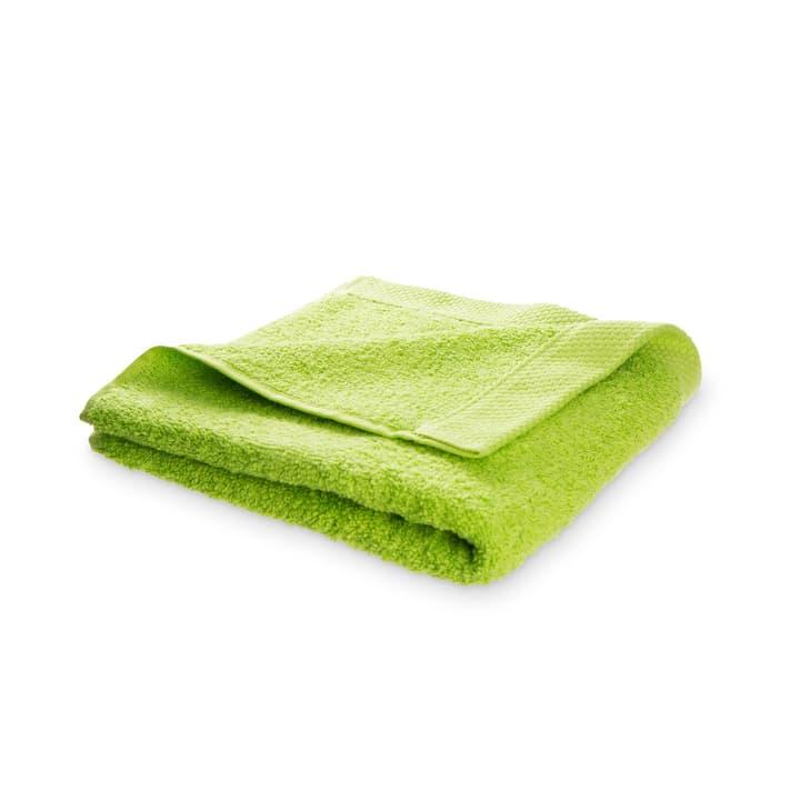 PURA Linge de douche 374048900000 Couleur Vert clair Dimensions L: 125.0 cm x P: 70.0 cm Photo no. 1