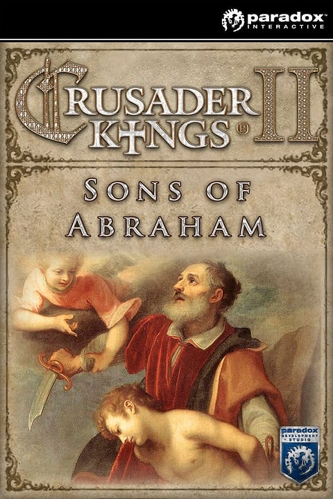 PC/Mac - Crusader Kings II: Sons Of Abraham Download (ESD) 785300134144 N. figura 1