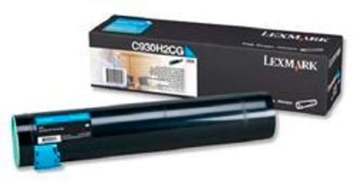 Toner C930H2CG, cyan Lexmark 785300126688 Photo no. 1