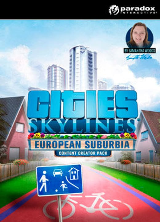 PC/Mac - Cities: Skylines - Cont Crea Euro Download (ESD) 785300134120 Photo no. 1