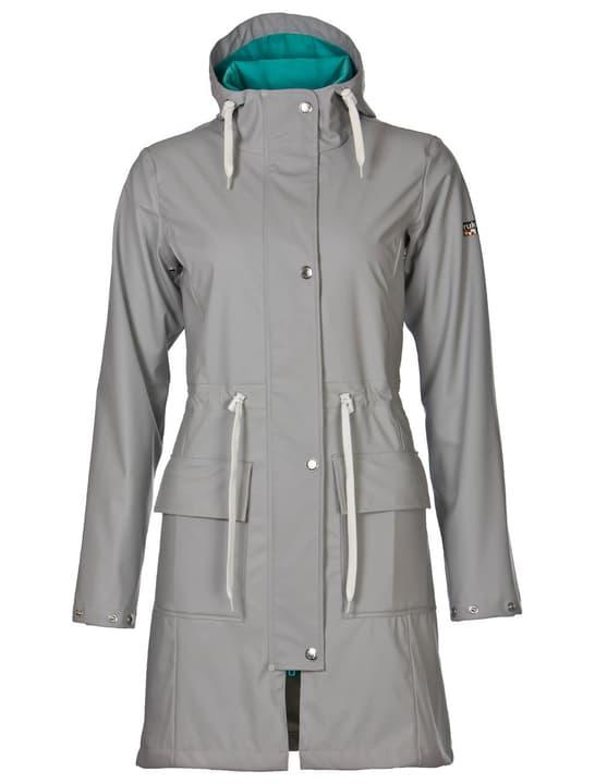 Kilpina Veste de pluie pour femme Rukka 498427803681 Couleur gris claire Taille 36 Photo no. 1