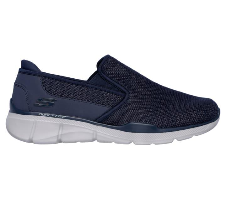 Equalizer 3.0 Scarpa da uomo per il tempo libero Skechers 465417647540 Colore blu Taglie 47.5 N. figura 1