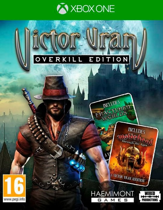 Xbox One - Victor Vran Overkill Edition Box 785300122340 Photo no. 1