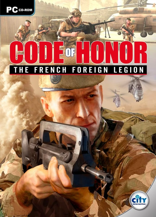 PC - Code of Honor : The French Foreign Legion Download (ESD) 785300140696 N. figura 1